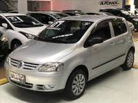 Volkswagen Fox 2007Plus 1.6 8V (Flex) 2p