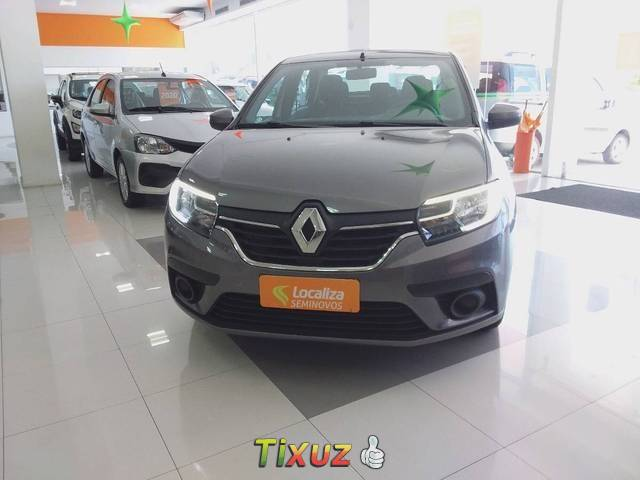 RENAULT LOGAN 1.0 ZEN 12V FLEX 4P MANUAL