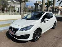 PEUGEOT 308 1.6 ALLURE 16V 115CV 4P FLEX MANUAL