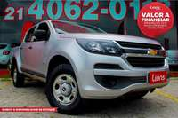 Chevrolet S10 Cabine Simples 2018S10 2.8 CTDi Cabine Simples LS 4WD