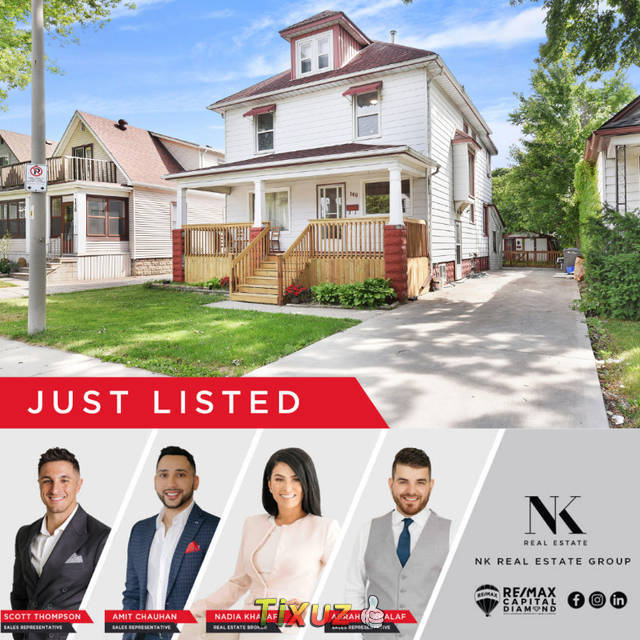 INVESTMENT PROPERTY FOR SALE 168 CURRY AVE WINDSOR ON