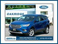 2017 Ford Escape Locally owned