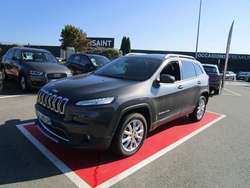 Jeep Cherokee occasion Brest
