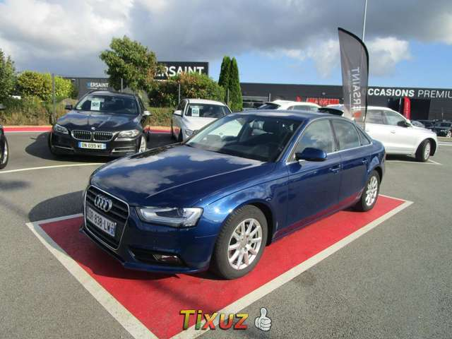 Audi A4 occasion Brest