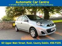2016 Nissan Micra 161! (MARCH)! AUTOMATIC! 6 MONTH WARRANTY!