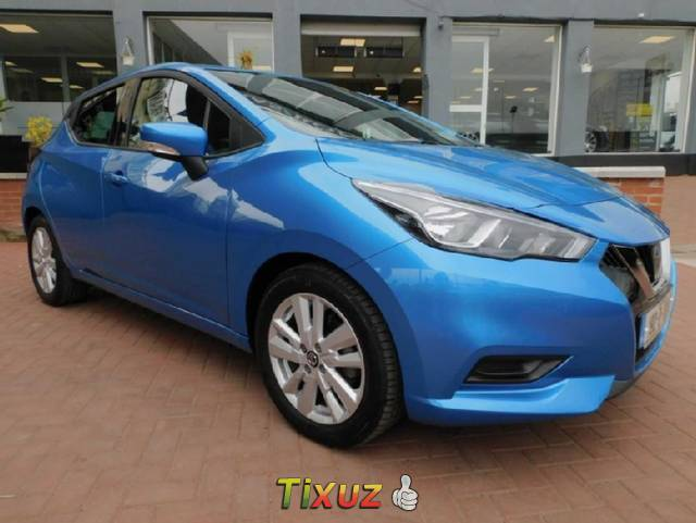 2019 Nissan Micra 1.0 SV 195 4DR MANUAL // LOW MILAGE // AS NEW CONDITION TROUGHOUT // WELL WORTH VI
