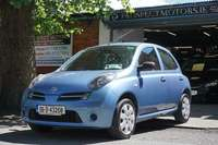 2006 Nissan Micra 2006 Nissan Micra, 1.2 Automatic, 106km, New Nct,