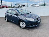 2012 Ford Focus LONG TEST !! DIESEL WITH AIR CON AND BLUETOOTH.