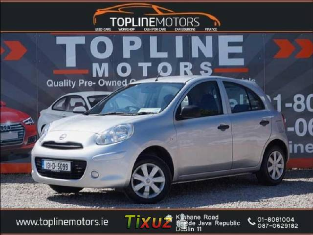 2013 Nissan Micra ==STUNNING 1.2//NEW NCT//SERVICED//IMMACULATE==
