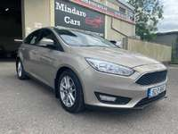 2015 Ford Focus STYLE 1.5 TD 95PS 6SPEED 4 4DR