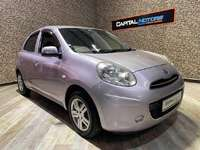 2013 Nissan Micra (MARCH) 5DR 1.2 PETROL - AUTOMATIC - 12 MONTH WARRANTY