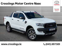 2017 FORD RANGER *FROM ++EURO++115 A WEEK* WILDTRAK 3.2 TD 200PS P PICK-UP