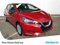 2021 Nissan Micra 1.0 XE 195 5DR **ONLY DELIVERY MILEAGE**