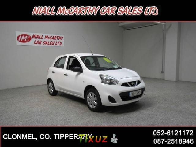 2014 Nissan Micra 1.2 VISIA 5DR \r\nEXTREMELY LOW MILEAGE\r\n €36pw