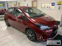 2018 Toyota Yaris ICON TECH VVT-I - LOW LOW MILES WITH GREAT SPEC