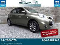 2016 Nissan Micra 1.2 SV**//**€200 ROAD TAX**//**LOW INSURANCE**//**AIR CON**//**ALLOYS**//**FRONT F