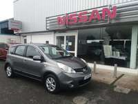 2012 Nissan NOTE Nissan NOTE Donal Ryan Motor GP Thurles 0504 21400
