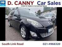 2011 Renault Grand Scenic 1.5 DCI DYNAMIQUE TOM 110 5DR T-