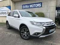 2018 Mitsubishi Outlander OUTL 2WD 6MT 5SPEED