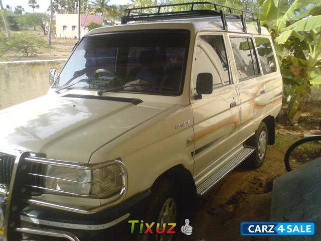 Used Toyota Qualis for sale in Chennai. ID 3748