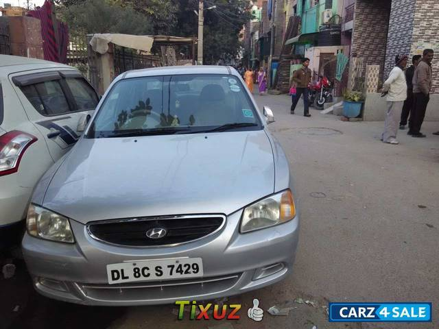 Used Hyundai Accent for sale in New Delhi. ID 4256