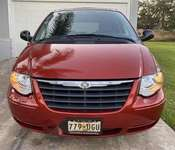 Vendo un Chrysler Voyager impecable