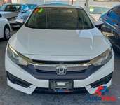 Honda Civic Turbo Plus 2016 Nacional
