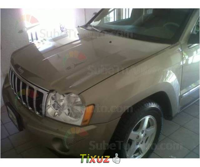 Jeep Cherokee Limited 2006 Hermosillo, Sonora