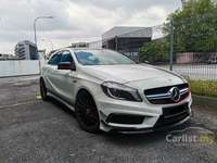 2014 Mercedes-Benz A45 AMG 2.0 MATIC Edition 1* Genuine Mileage* Excellent Condition* Just Buy And U