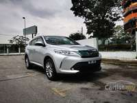 2017 Recon Toyota Harrier 2.0 Premium SUV JBL 4 CAMERAS With 4 Years Warranty