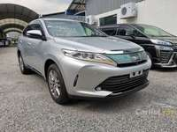 2017 Toyota Harrier 2.0 Premium Progress Full Spec / JBL PREMIUM SOUND SYSTEM / 3 LED HEAD LAMP / 4