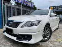 2014 Toyota Camry 2.0 G X 9K KM MILEAGE ONLY(ONLY ONE UNIT IN MARKET)