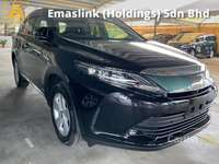 2018 Toyota Harrier 2.0 Surround camera Power boot Facelift Original Low Mileage Unregistered