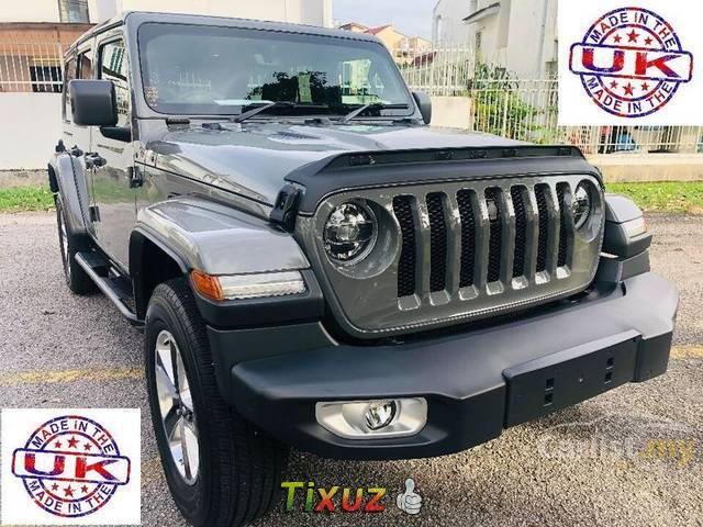 2019 Jeep Wrangler 2.0T Unlimited Sahara SUV