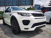 2019 Land Rover Discovery Sport 2.0 Si4 LUX SPORT 7 SEATER