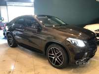 2017 Mercedes-Benz GLE43 3.0 AMG Coupe FULL SPEC WITH REAR ENTERTAINMENT GLE450 RANGE ROVER SPORT PO