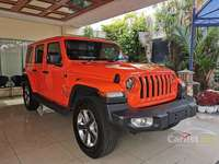 2019 Jeep Wrangler 2.0 Unlimited Sahara SUV