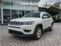 2019 JEEP COMPASS LONGITUDE 1.4L MULTIAIR TURBO