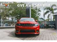 2020 JEEP GRAND CHEROKEE SRT 4X4 AWD 6.4L V8 PETROL