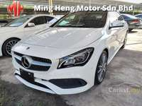 2018 Mercedes-Benz CLA180 1.6 AMG Coupe # FULL SPEC LIKE NEW