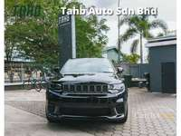 2020 JEEP GRAND CHEROKEE TRACKHAWK 4X4 AWD 6.2L SUPERCHARGED V8 PETROL
