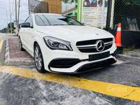 2017 Mercedes-Benz CLA45 AMG 2.0 4MATIC Coupe Facelift