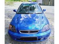 1997 Honda Civic 1.6 Exi Hatchback