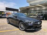 2019 Mercedes-Benz CLS450 3.0 MATIC AMG Coupe