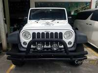 2015 Jeep Wrangler 3.6 Unlimited Sport