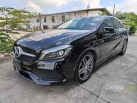 *Buy From Pretty Carrie* 2016 Mercedes-Benz A180 AMG New Facelift - Japan Unregistered