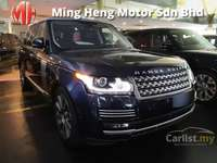 2015 Land Rover Range Rover 5.0 Supercharged Vogue Autobiography LWB # RECON