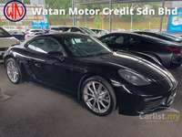 2017 Porsche 718 Cayman 2.0 Turbo 300hp PDK PCM Apple Car Play Paddle Shift Steering Bucket Seat Hig