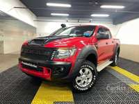 2014 Ford Ranger 2.2 XL Hi-rider 4X4 Pickup Truck WITH WARRANTY LOW MILEAGE