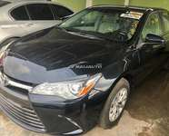 Foreign used Toyota Camry 2017
